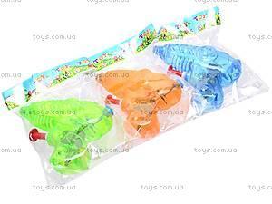 Водяной игрушечный пистолетик, детский, 590