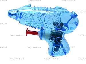 Водяной игрушечный пистолетик, детский, 590, отзывы