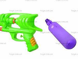 Водяной пистолет, детский, 8811, фото