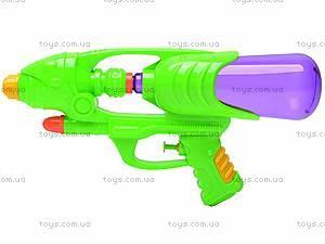 Водяной пистолет, детский, 8811