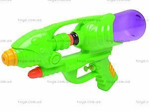 Водяной пистолет, детский, 8811, отзывы