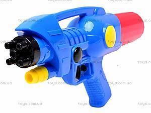 Водяной пистолет детский, 6019D-2, фото