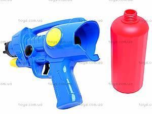 Водяной пистолет детский, 6019D-2, детские игрушки