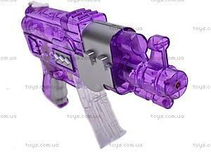 Водяной пистолет для деток, AK-47B, отзывы