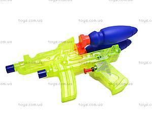 Водяной пистолет для игры, 605-4B, фото