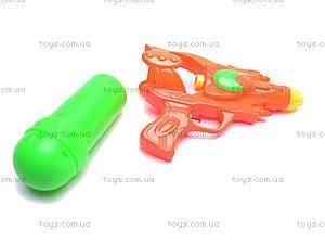 Водяной пистолет игровой, A599, отзывы
