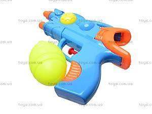 Водяной пистолет, игрушечный, XM933, фото