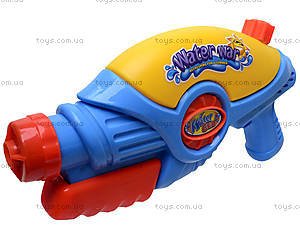 Водяной пистолет с баллоном «Sponge Bob», 031-5, купить