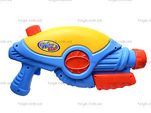 Водяной пистолет с баллоном «Sponge Bob», 031-5, фото