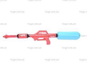Водяной пистолет, с емкостью для воды, MJ1028A, купить