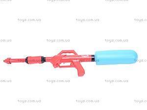 Водяной пистолет, с емкостью для воды, MJ1028A, фото