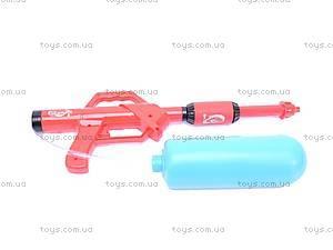 Водяной пистолет, с емкостью для воды, MJ1028A, отзывы