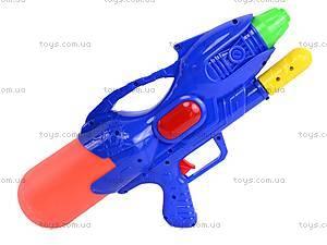 Водяной пистолет с накачкой, M323, отзывы