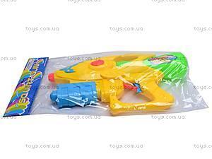 Водяной пистолет с помпой, 3289B, детские игрушки