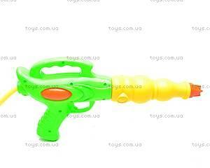 Водяной пистолет с рюкзаком «Тачки», 6602, купить