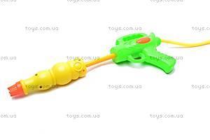 Водяной пистолет с рюкзаком «Тачки», 6602, отзывы