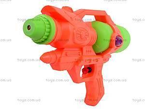 Водяной пистолет Water, 6558A, игрушки