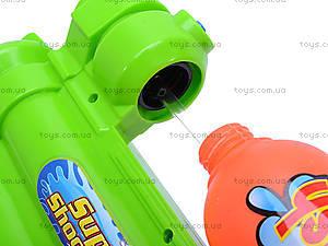 Водяной пистолет Water Shot, 003A, детские игрушки