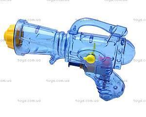 Водяной пистолетик для мальчиков, 987, фото