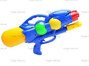 Водяной пистолетик, с насосом, M818, фото