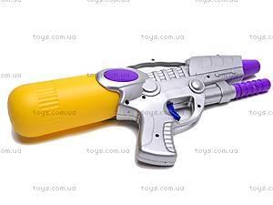 Водяной пистолетик с насосом, 922-1, фото
