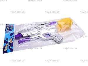 Водяной пистолетик с насосом, 922-1, отзывы