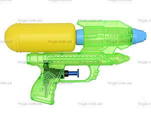Детский водный пистолет Water Gun, 3305, отзывы