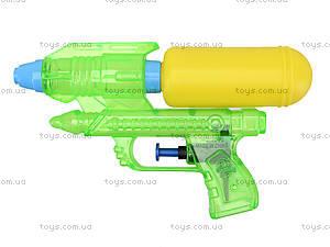 Детский водный пистолет Water Gun, 3305, игрушки