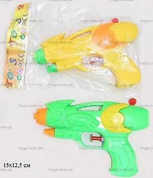 Водяной пистолет для детей «Космическое приключение», 138-2