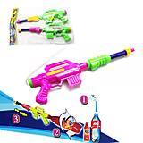 Водяной пистолет под бутылку с накачкой, 767, toys.com.ua