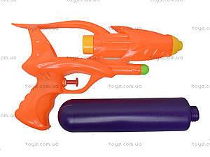 Детский водный пистолет «Космический рейнджер», 012, фото