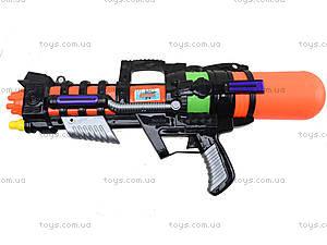 Водяной пистолет с разбрызгивателем, 918, фото