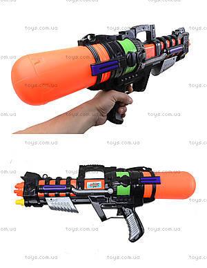 Водяной пистолет с разбрызгивателем, 918