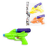 Водяной пистолет «Волна» в ассортименте, M100-1, детские игрушки