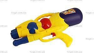Водяной пистолетик, с насосом, M818, игрушки