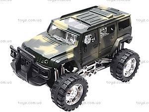 Военная машина «Хаммер», 672-1, игрушки