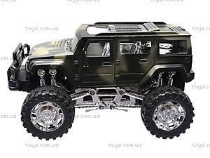 Военная машина «Хаммер», 672-1, детские игрушки