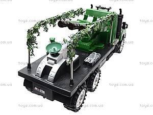Военная машина с пушкой, 236, детские игрушки