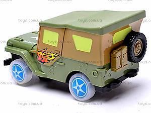 Военная машинка «Тачки», SD538B-2, купить