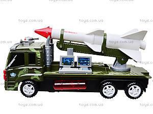 Музыкальная военная машина с ракетой, ZF0888, цена