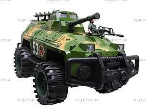 Инерционная игрушка «Военная техника», 388-23, купить