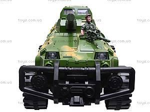Инерционная игрушка «Военная техника», 388-23, фото