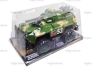 Инерционная игрушка «Военная техника», 388-23, цена