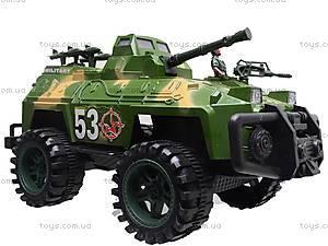 Инерционная игрушка «Военная техника», 388-23, игрушки