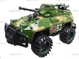Инерционная игрушка «Военная техника», 388-23, детские игрушки