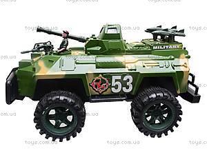 Инерционная игрушка «Военная техника», 388-23, toys.com.ua