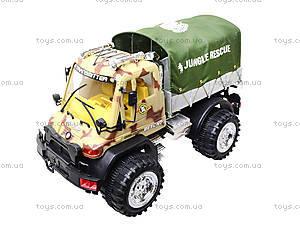 Детская инерционная игрушка «Военная техника», 6969, фото