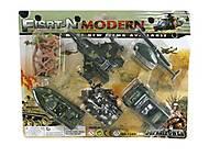 Военная техника Fisr-T Modern, 1142-23, отзывы