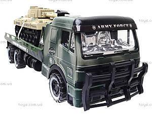 Инерционная военная техника в наборе, 668-4, фото
