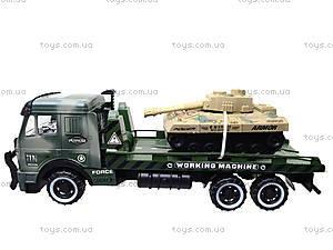 Инерционная военная техника в наборе, 668-4, игрушки